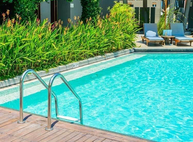 find Swimming pool services