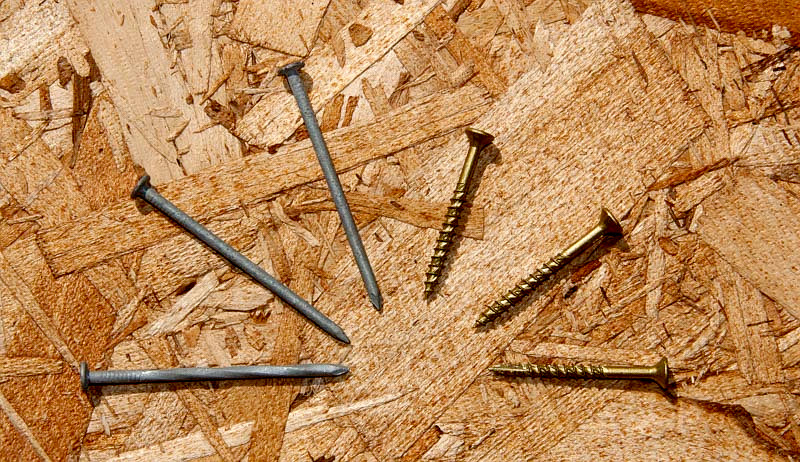 Nails or Screws