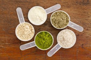 Reach the right protein source for muscle gain